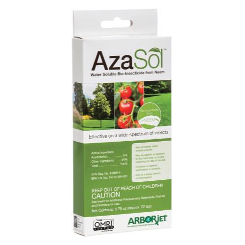Arborjet Aza Sol Single Pack (10/Cs)