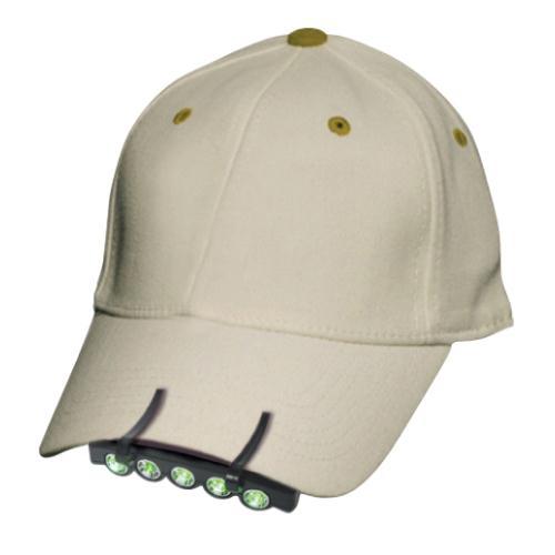 Green Eye LED Caplight (240/Cs)