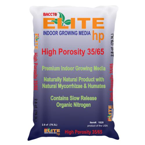 Baccto Elite Indoor Growing Media HP 2.8 cu ft Loose Fill (40/Plt)