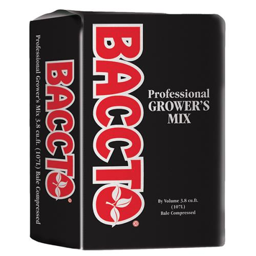 Baccto Pro Grower's Mix 3.8 cu ft Bale (30/Plt)