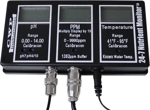 24-7 Nutrient Monitor