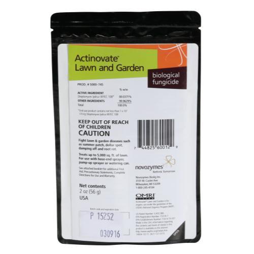Actinovate Fungicide 2 oz (12/Cs)