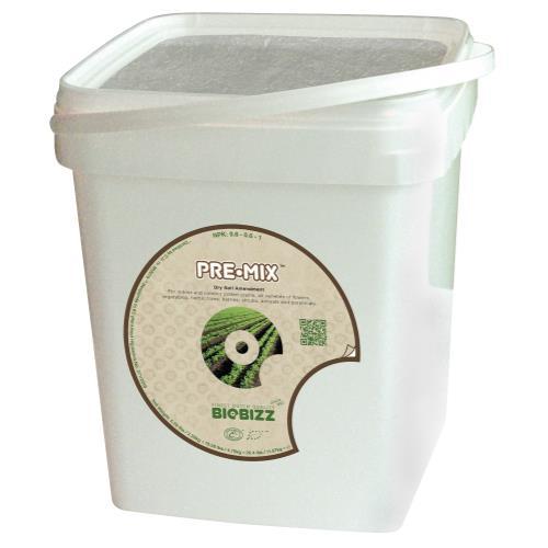 BioBizz Pre-Mix 5 Liter Buckets (1/Cs)