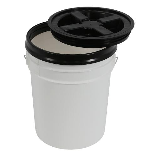 5 Gallon Black Gamma Seal Lid