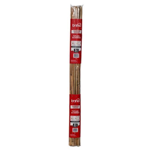 Bond Natural Bamboo Stakes 3 ft (25/Bag)