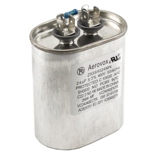 Replacement Capacitors MH 400 - 24 MFD 400 Volt